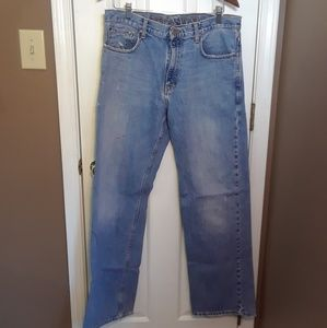 32x32 American EAGLE Mens Loose Jeans